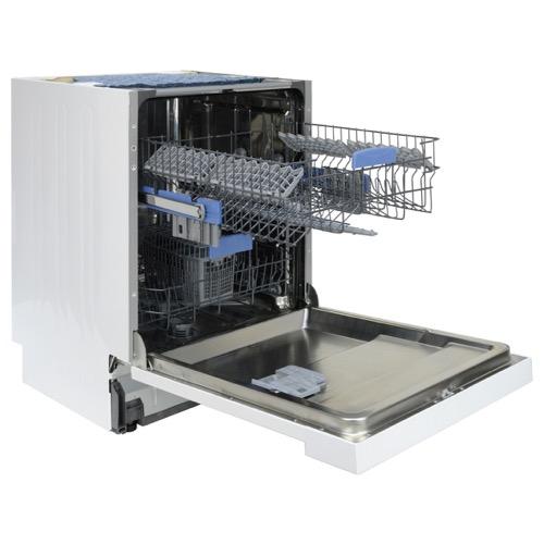 ZZV634W 60cm semi-integrated dishwasher, white Alternative (6)