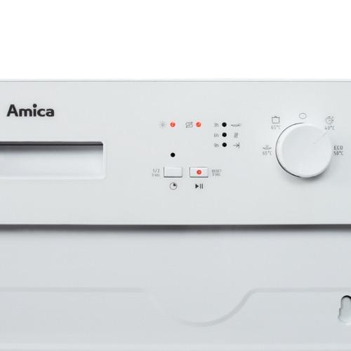 ZZV634W 60cm semi-integrated dishwasher, white Alternative (8)
