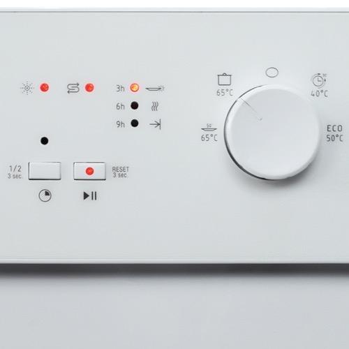 ZZV634W 60cm semi-integrated dishwasher, white Alternative (10)