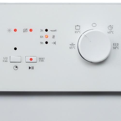 ZZV634W 60cm semi-integrated dishwasher, white Alternative (11)
