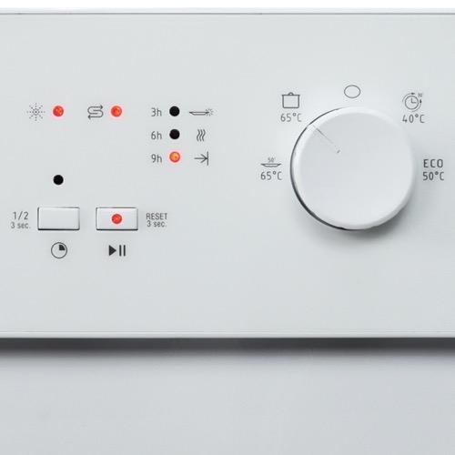 ZZV634W 60cm semi-integrated dishwasher, white Alternative (12)