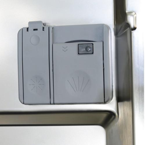 ZZV634W 60cm semi-integrated dishwasher, white Alternative (13)
