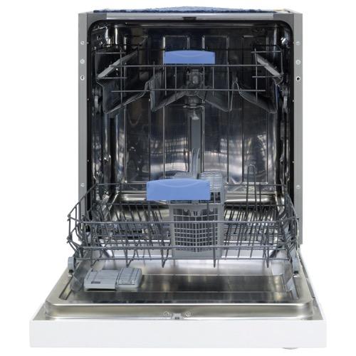 ZZV634W 60cm semi-integrated dishwasher, white Alternative (17)