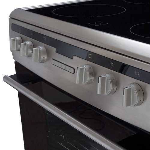 608CE2TAXX 60cm freestanding electric cooker with ceramic hob, stainless steel  Alternative (4)