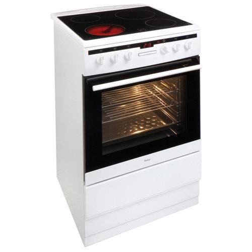 608CE2TAW 60cm freestanding electric cooker with ceramic hob, white Alternative (9)