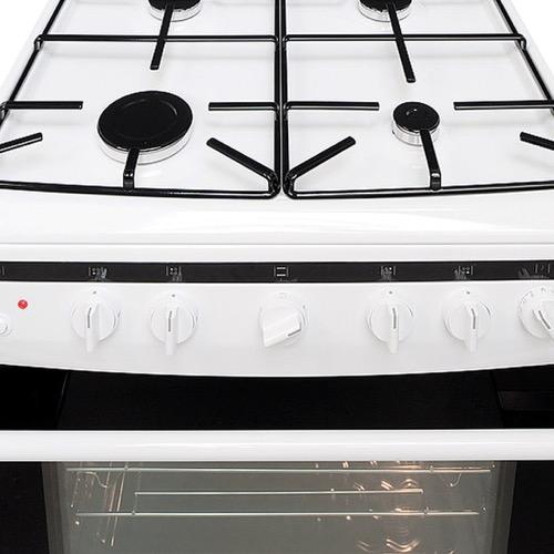 608GG5MSW 60cm freestanding gas cooker, white Alternative (1)