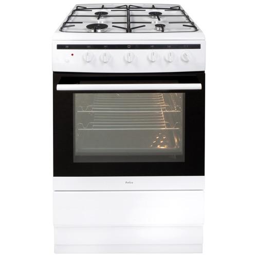 608GG5MSW 60cm freestanding gas cooker, white Alternative (4)