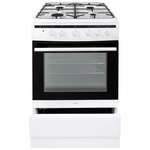 608GG5MSW 60cm freestanding gas cooker, white Alternative (6)