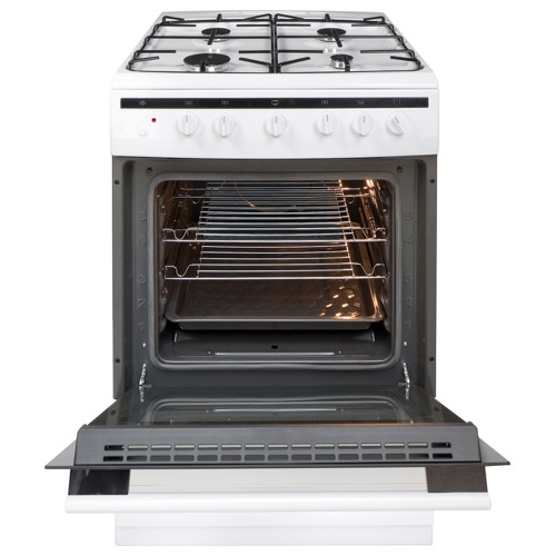 608GG5MSW 60cm freestanding gas cooker, white Alternative (8)
