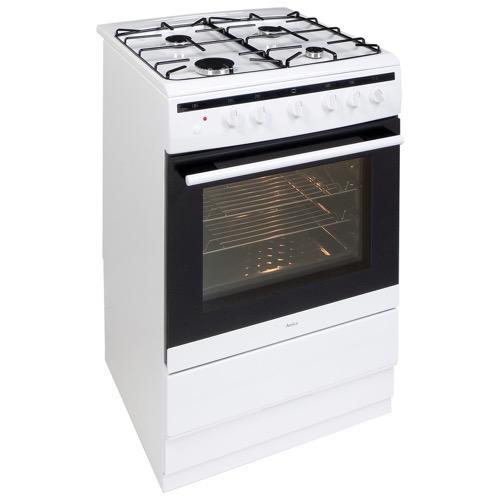 608GG5MSW 60cm freestanding gas cooker, white Alternative (9)