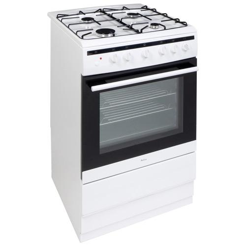 608GG5MSW 60cm freestanding gas cooker, white Alternative (10)