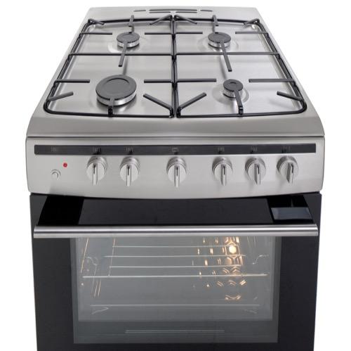 608GG5MSXX 60cm freestanding gas cooker, stainless steel Alternative (0)