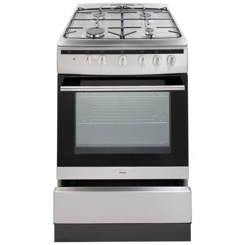 608GG5MSXX 60cm freestanding gas cooker, stainless steel Alternative (1)