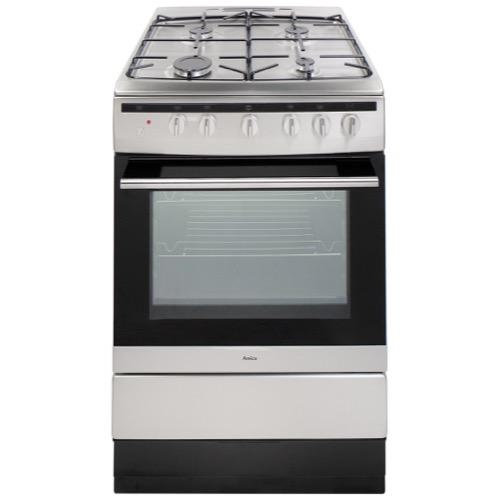 608GG5MSXX 60cm freestanding gas cooker, stainless steel Alternative (4)