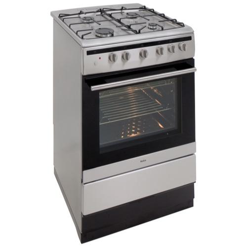 608GG5MSXX 60cm freestanding gas cooker, stainless steel Alternative (3)