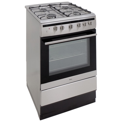 608GG5MSXX 60cm freestanding gas cooker, stainless steel Alternative (6)