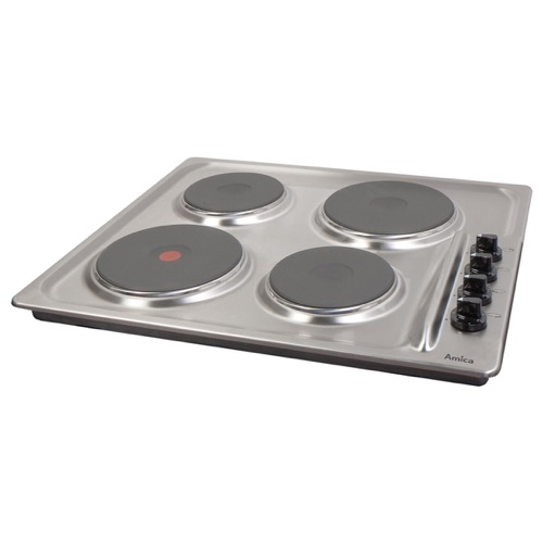 PG4ES11 60cm 4 plate electric hob, stainless steel  Alternative (0)