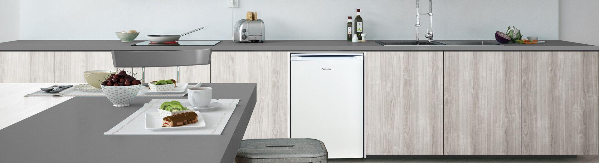 Freezers: Upright & Under Counter Freestanding Freezers | Amica